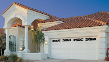 Made with durable standard gauge steel the Stratford Collection is a great classic door with the Amarr Safe Guard system. Durable and low-maintenance ... & Amarr Stratford Collection - Garage Door Repair San Jose