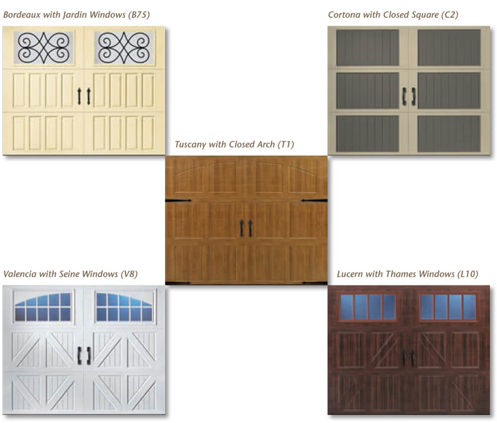 classica collection 5 doors