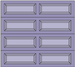 long panel