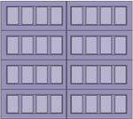 recessed panel