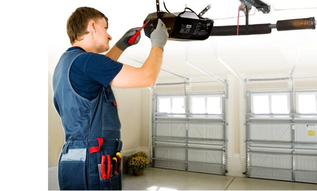 garage door opener san jose - Installing A Garage Door